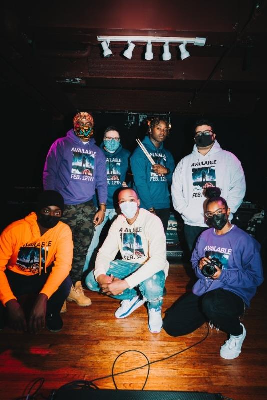 album release hoodies